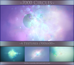 #5 Texture Pack - 7000 Circles by Ainhel