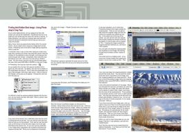 Using Crop Tool in Photos -G- by photoshop-tutorials