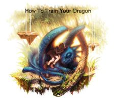 How To Train Your Dragon by Angju