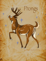 Prongs *^* by Yuriko-ChildofLily
