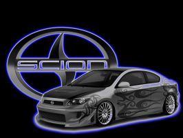 Scion tC - Third Submit by krazykohla