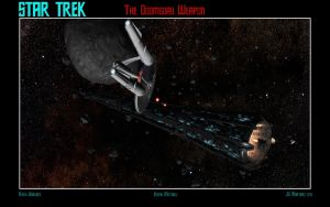 STAR TREK The Doomsday Weapon by dragonpyper
