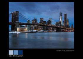 new york city by sameksebastian