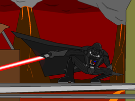 Lord of the Sith by DarkLordJadow