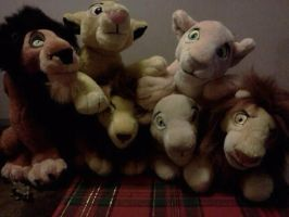 Disney Parks Lion King plush by Heatherannpt