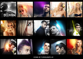 Icons by FuriousGFX #1 by Furi0us14