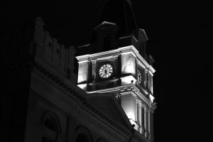 Clock Tower Dos by PsychoDoughBoy777