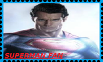 Superman Stamp by WOLFBLADE111