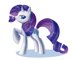 Rarity  by Pauuh