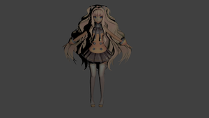 SeeU Blender Render by DarkT0rQu3