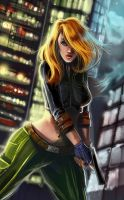 Kim Possible Colored by RossoWinch