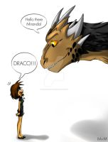 Draco meets the Crazy Girl by Inked-Alpha