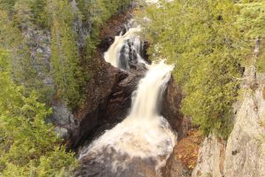 .Devil's Kettle. by decayedroses