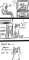 Derp comic - Would Be A Shame by GingaAkam