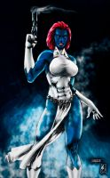 Mystique (colors) by FantasticMystery