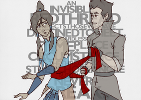 that red string by wanda-soulmeetsbody