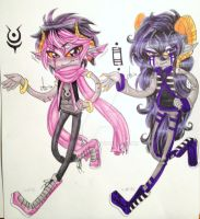 [CLOSED]Male Fantroll Adopts by D-Mau5