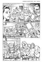 X-Men Manifest Destiny, page 6 by urban-barbarian