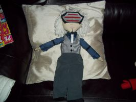 Godot doll by cookiepianos