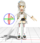 MMD Help me please! QAQ by kisamelover34