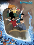 Splash Mountain by Boosify