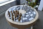 Byzantine Chess Table 2 by ImrikDragon