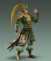 Ma Chao DW7 look by dmchilln