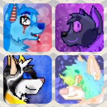 Icon Examples #1 by IsagoKage