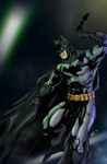 Batman - New 52 by Vail-Akatosh