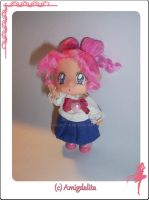 Chibi Chibi custom doll by Amigdalita