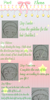 How to Draw a Female Manga Face - Part Three by MissChibiChild