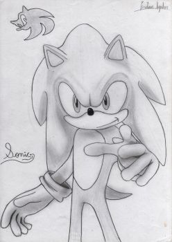 Sonic by ChristARG
