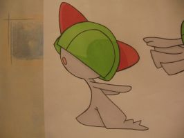 Ralts Colour by sazmullium