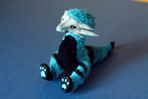 Chippy. Art doll Commission for Xeshaire. by RedFoxAlice