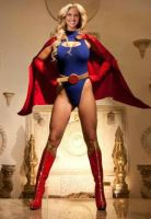 Kate Upton as SuperWoman by samuraichamploo07