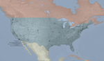 US Highway Map by TransitoryAvailable