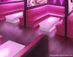 Flamingo lounge by johannady2