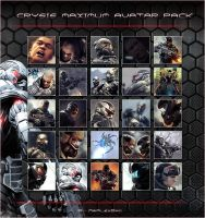 Crysis Maximum Avatar Pack by MrAlexBad