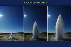 Iceland - land of contrasts (Geysir) by Bibidef