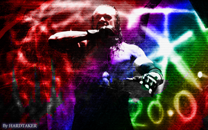 20-0 Undertaker Brick Wall! by HARDTAKER