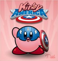 Kirby America by PAabloO