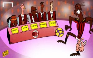 Milan stars face Seedorf new regime by OmarMomani