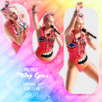 MILEY CYRUS PNG's by iCrystals