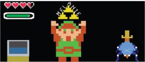 Link the 8-bit Vector by Mazdi