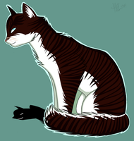 Hawkfrost is a Creepin' by basementcat18