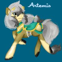 Prize: Artemis by Dawn-Dust