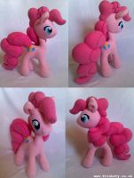 MLP: Pinkie Pie by Trinkety