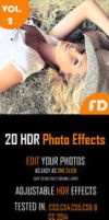 20 HDR Photo Effects Vol-2 by hazrat1