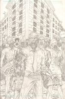 Zombies!!! by c-crain