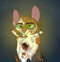 Wounded Soul by Graystripe64